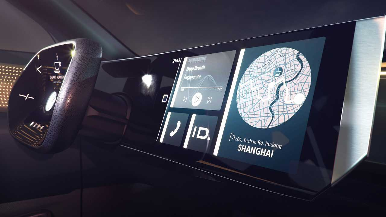 2021 Volkswagen ID Roomzz