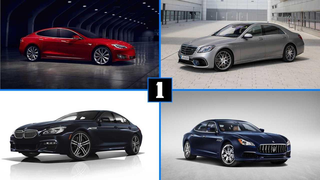 List Of Cars >> Tesla Tops List Of Fastest Selling Used Luxury Cars