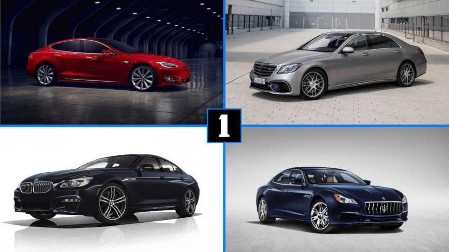 Los 10 carros de lujo que más rápido se venden en el mercado de usados