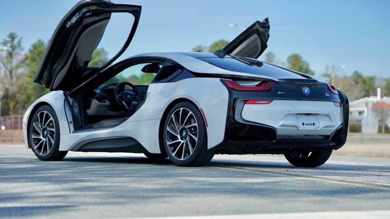 CFS: 2014 BMW i8