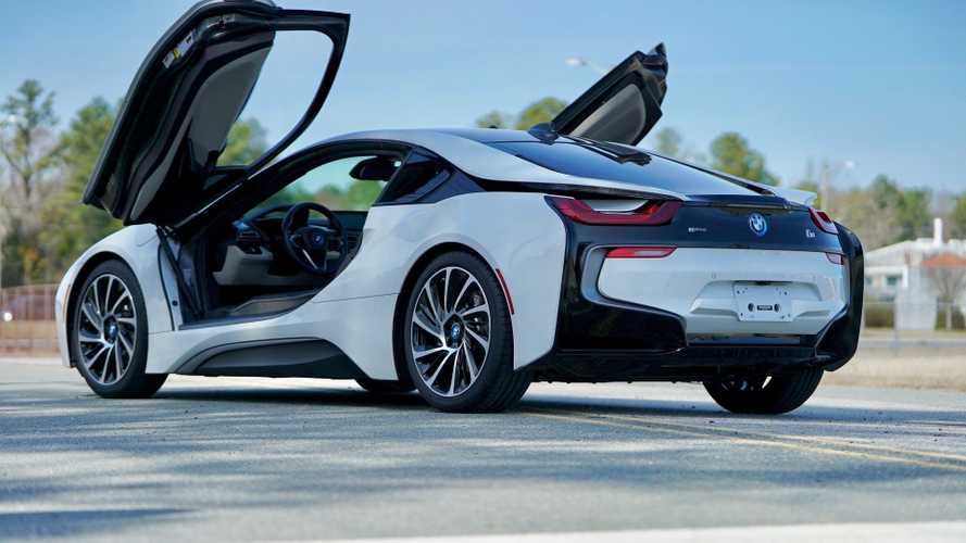 Let This BMW i8 Take You Back To The Future