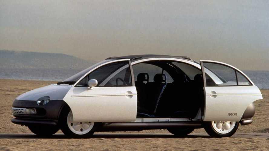 Dodge Neon Concept, prove di motore a 2 tempi