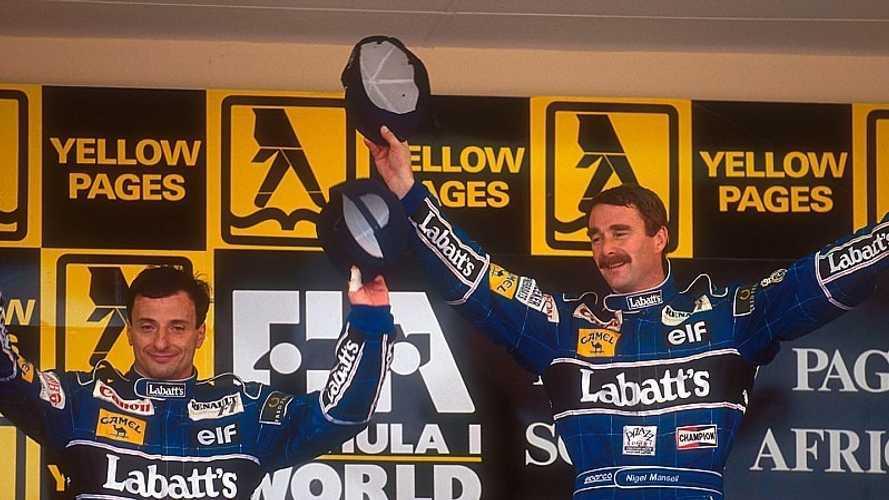 Galería: Mercedes superó el récord histórico de Williams