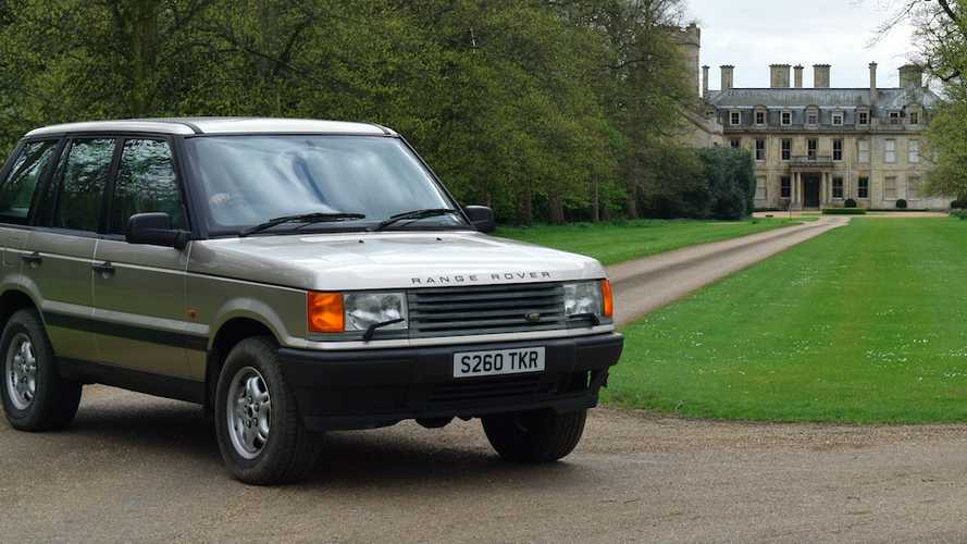 Celebrating Land Rover's Unloved Range Rover P38a