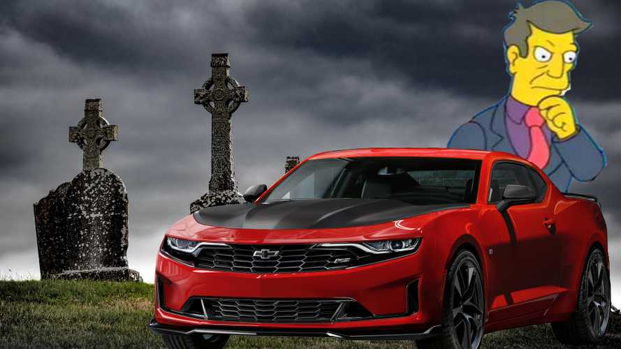 The Chevy Camaro Is The Best Pony Car And Shouldn't Be Killed
