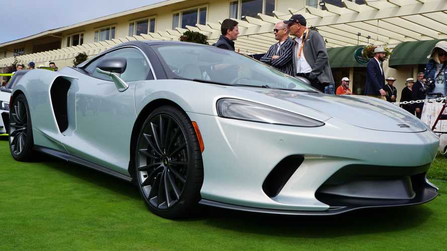 McLaren GT by MSO arrives in style at Pebble Beach [UPDATE]