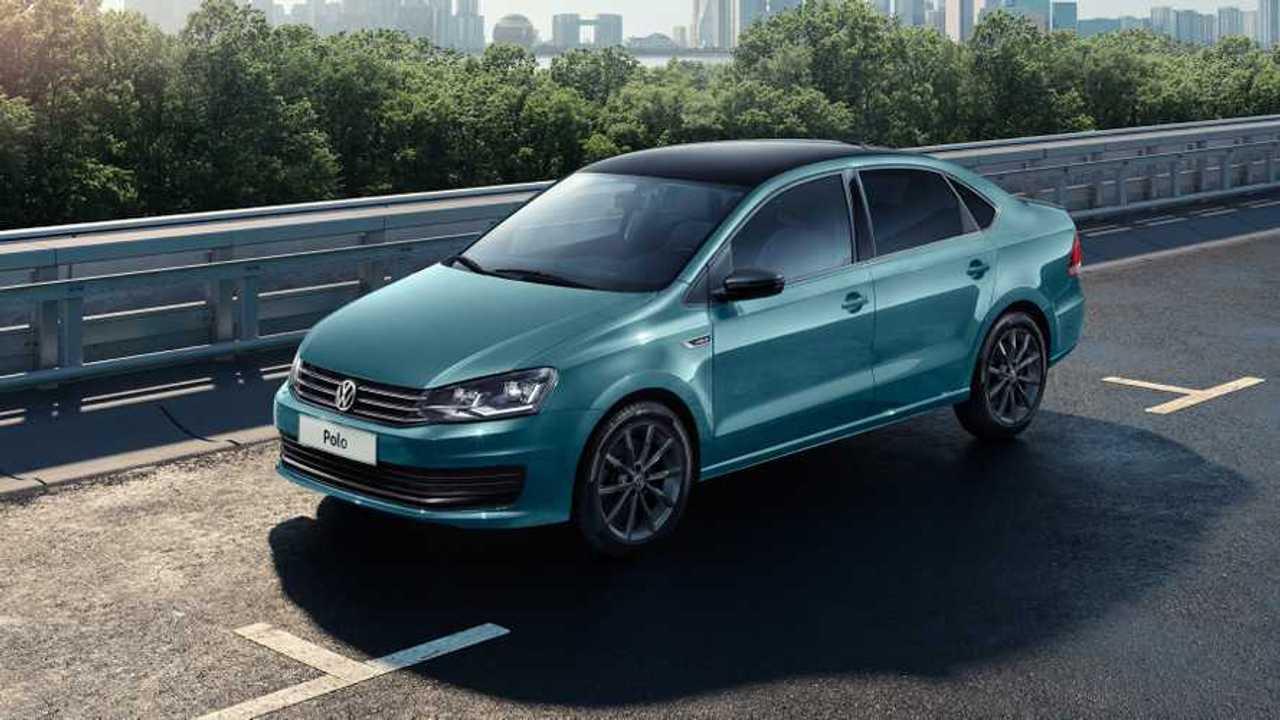 2020 VW Polo Sedan Football Edition