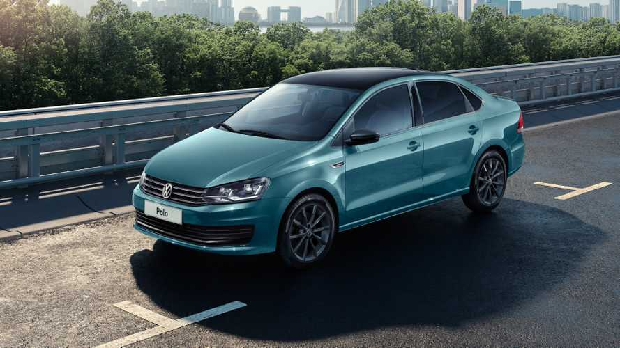 2020 VW Polo Sedan Football Edition