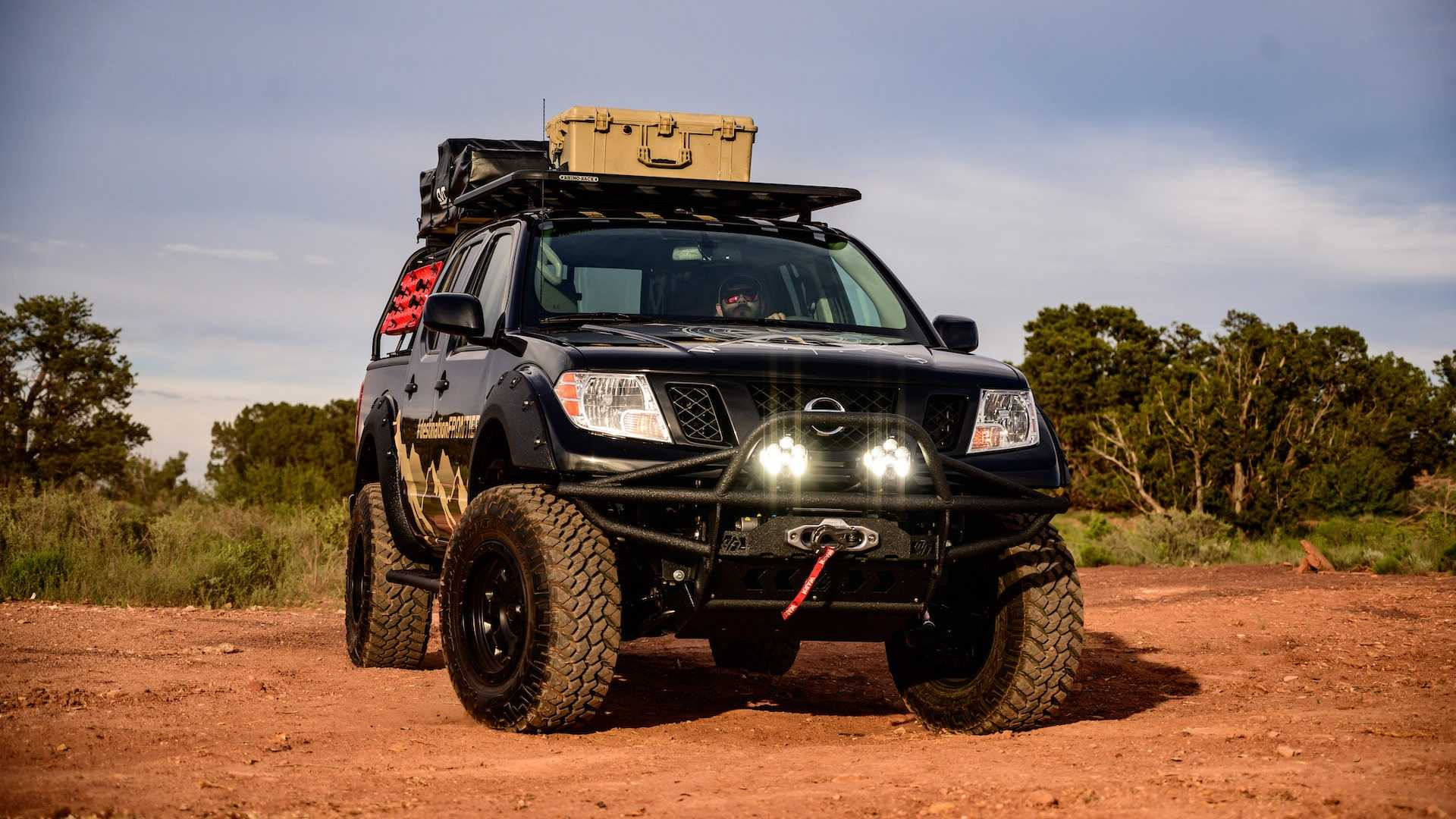 Nissan Destination Frontier Is An Approachable Overlander
