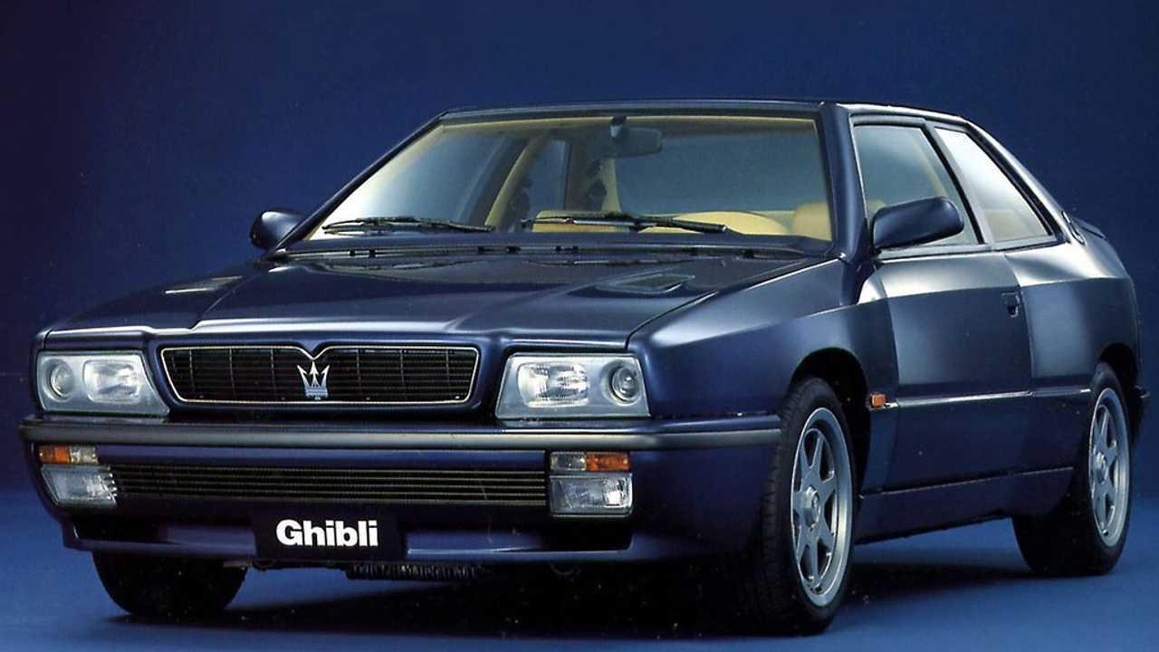 Maserati Ghibli (1992-1998)