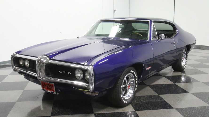 1968 Pontiac LeMans GTO Tribute Has Been Tastefully Upgraded