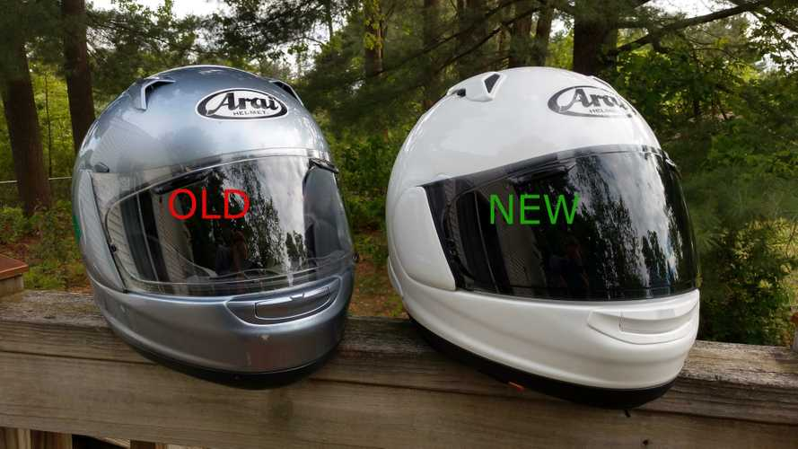 How Old Is Your Helmet? It's Time To Shop
