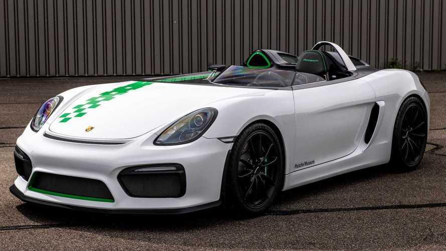 Porsche Boxster Bergspyder, uno de los secretos mejor guardados