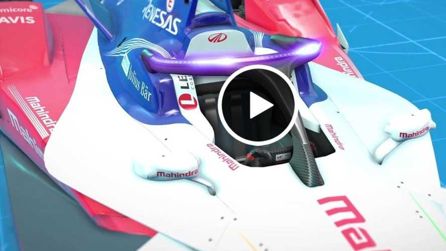Formula E Mahindra Blueprints Video: Safety