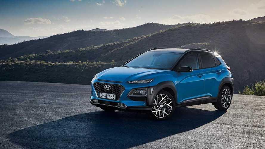 Hyundai Kona, ecco la versione full hybrid
