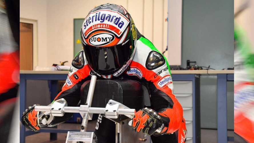 Max Biaggi punta al record di velocità per moto elettriche
