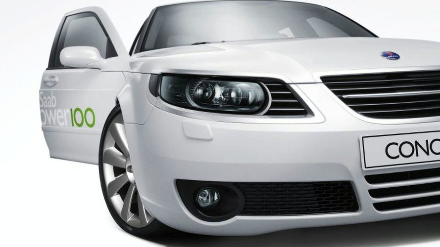Saab Biopower 100 Concept Arrives In New York Motor1 Photos