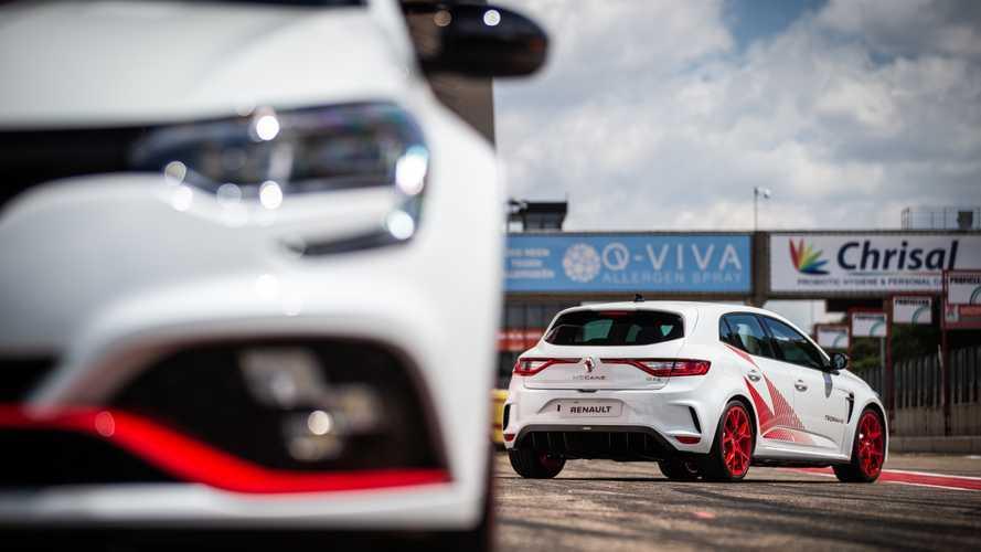 Renault Sport vous aide à régler votre Mégane R.S. Trophy-R pour le circuit