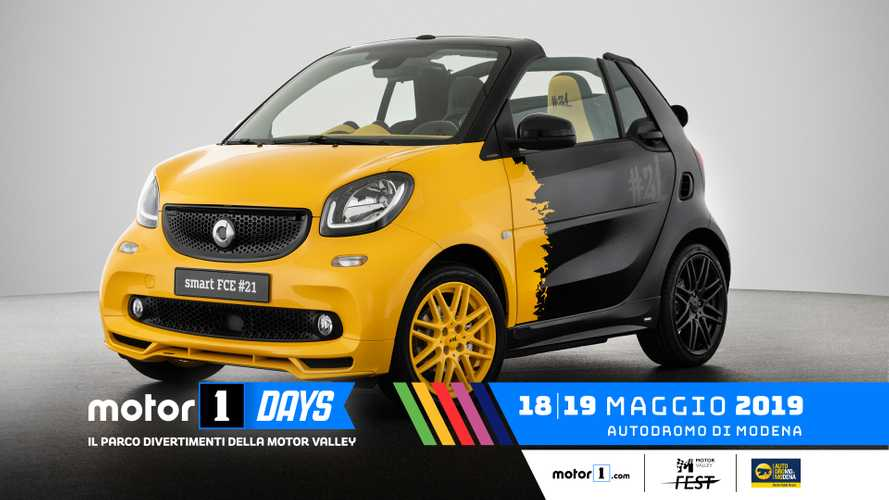 Smart fortwo Final Collector's Edition, motore a scoppio addio!