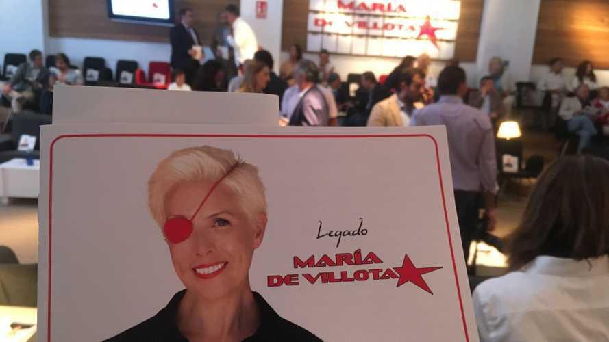 Legado María de Villota 2019