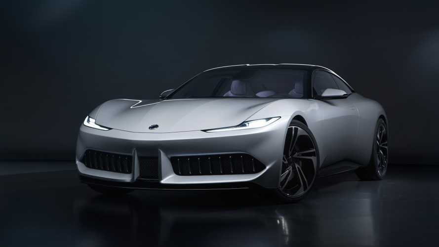 Karma debuts beautiful Pininfarina designed electric coupe