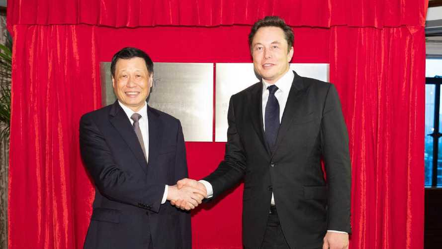 Tesla Will Pay Shanghai $323 Million In Taxes Due To Gigafactory 3