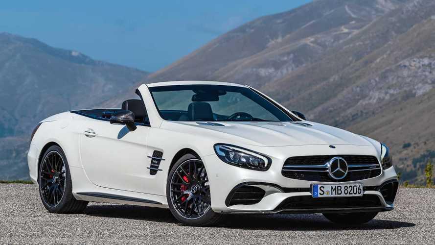 Mercedes-AMG SL63 eliminado silenciosamente de EEUU para 2020