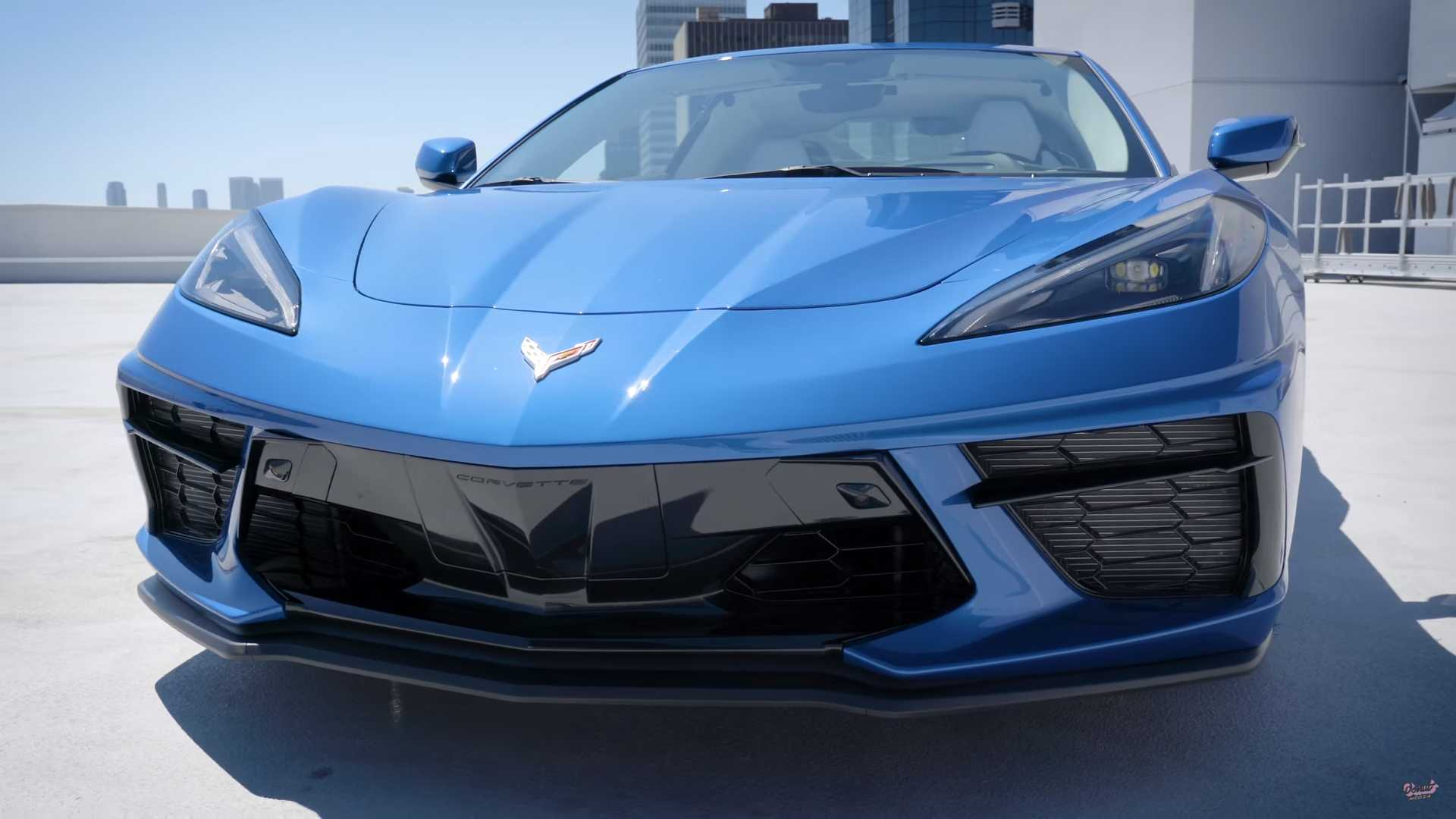 2020 Corvette Stingray Gets Respect In Up Close Video Tour