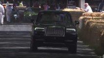 Rolls-Royce Cullinan Goodwood Hız Festivali'nde
