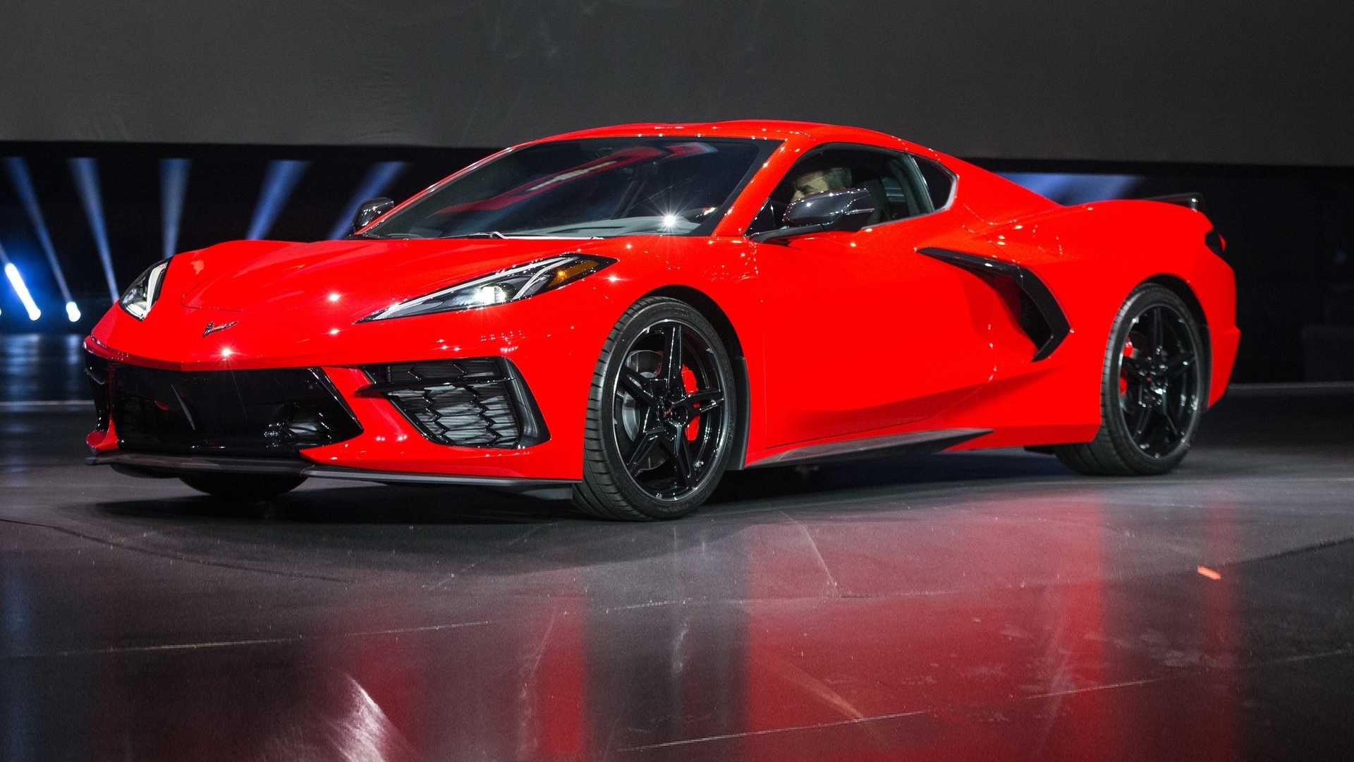 New Corvette Stingray >> 2020 Chevy Corvette Will Likely Go To Nurburgring Vir To Set Lap Times