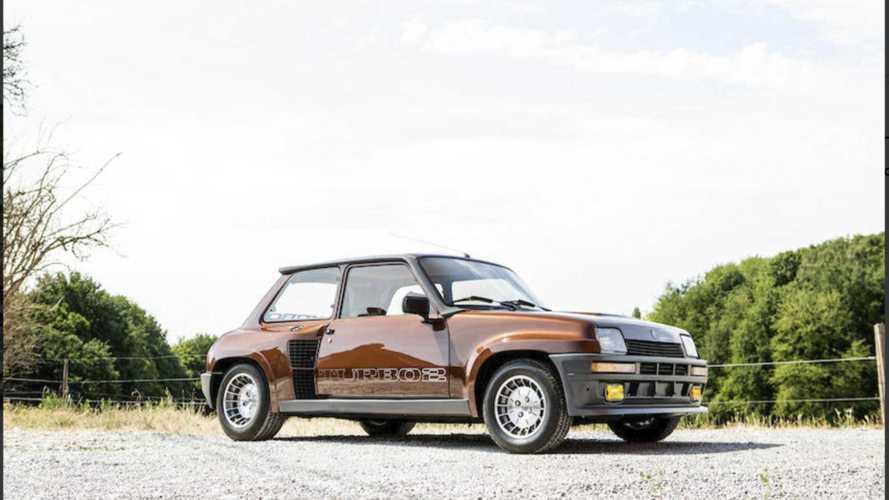 Cette Renault 5 Turbo 2 a été vendue à plus de 100'000 euros !
