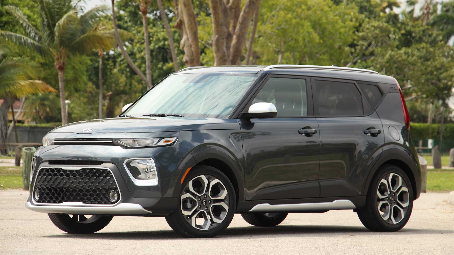 2020 Kia Soul X Line Review Thinking Outside The Box