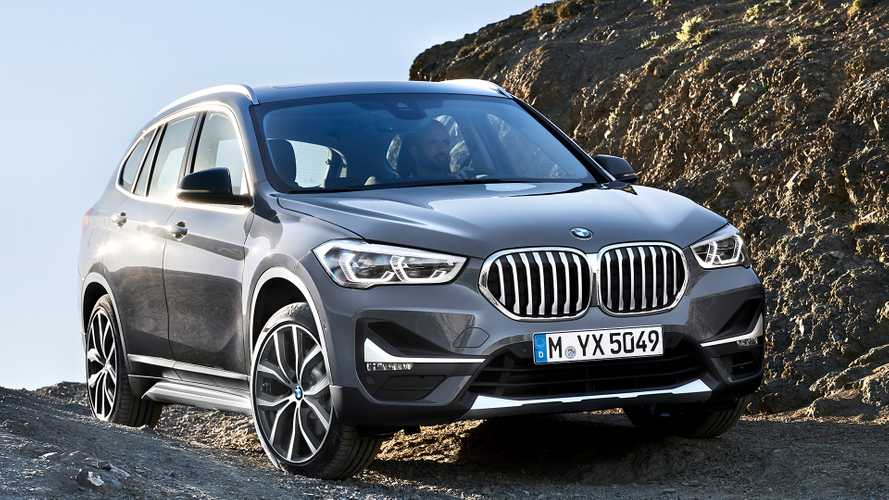 2020 BMW X1 SUV debuts minor facelift for mid-cycle refresh