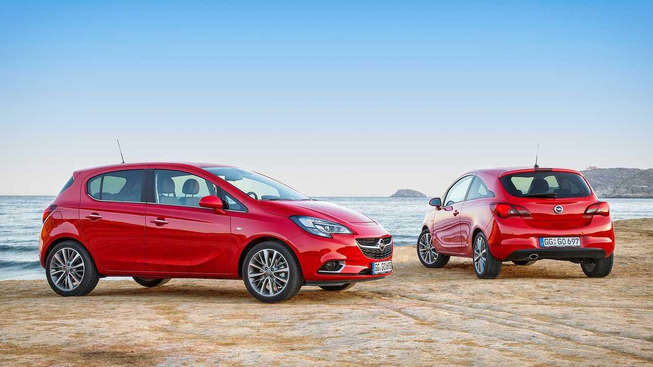 Opel Corsa Historie: Corsa E (2014)