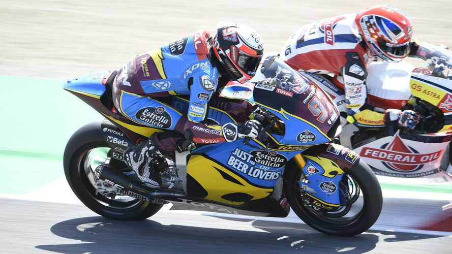 Moto2: il motore Triumph macina record