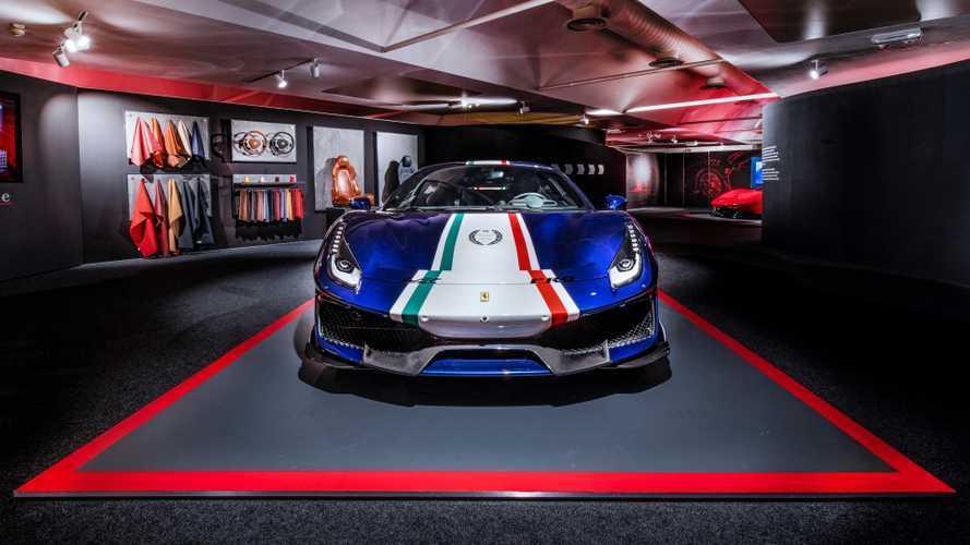 Scuderia Ferrari wird 90: Zwei Ausstellungen in Maranello