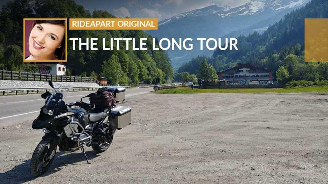 Little Long Ride Day 2 Main