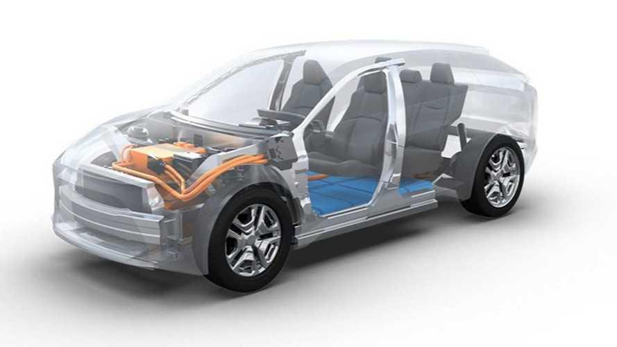 Toyota e Subaru insieme per un SUV elettrico