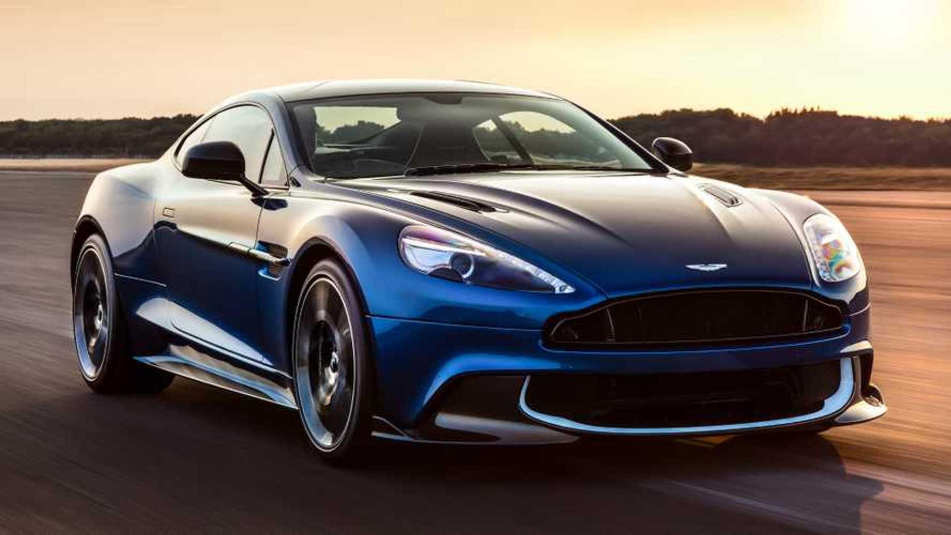 Mysterious Identity Of Aston Martin Vanquish Buyer Revealed