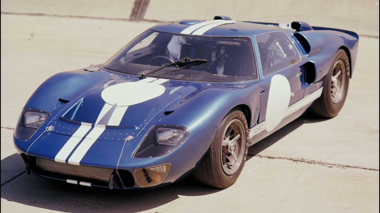 1. Ford GT40 MKII