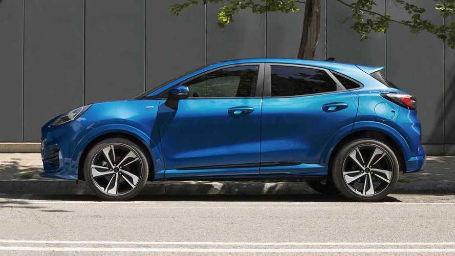 Ford Puma (2019) photos officielles