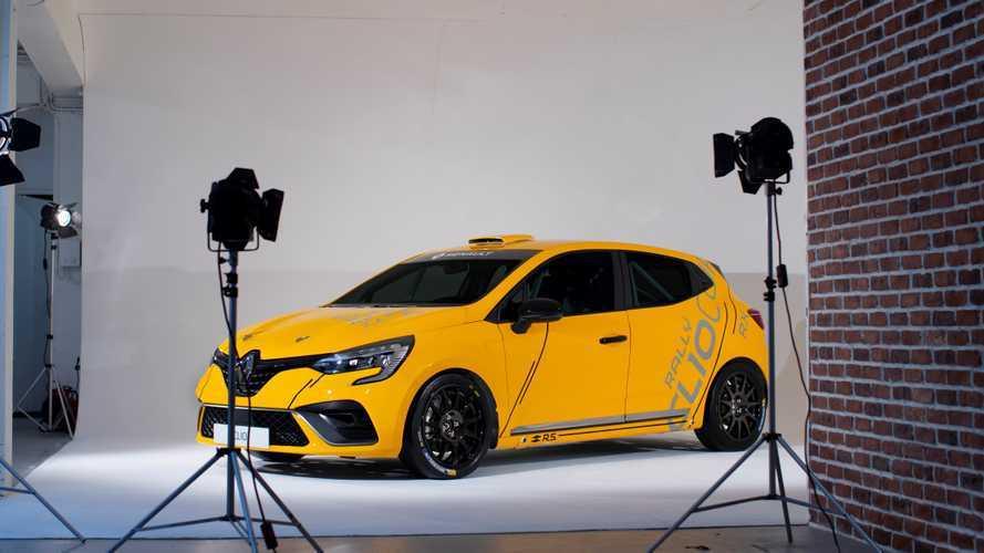 Renault dévoile les Clio Cup, Rally et RX pour la compétition client