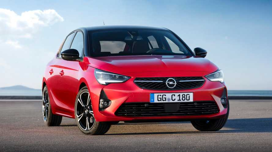 2020 Opel Corsa Debuts With Up To 130 Horsepower