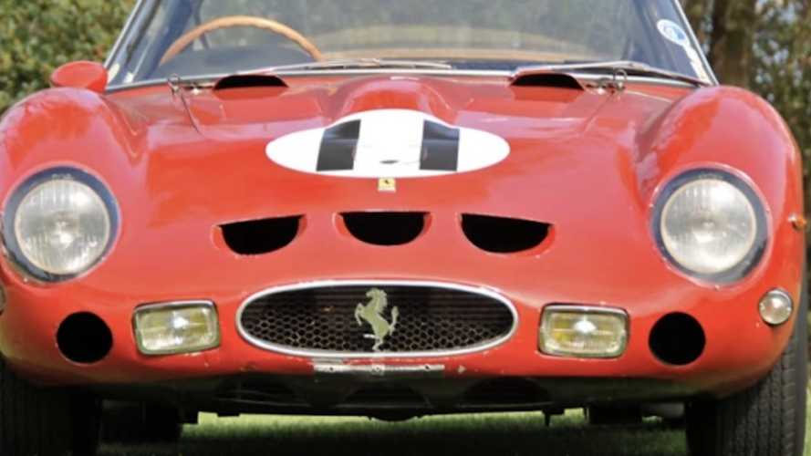 Video: Granddad Sold Ferrari 250 GTO For $9,500, Now Worth $70M