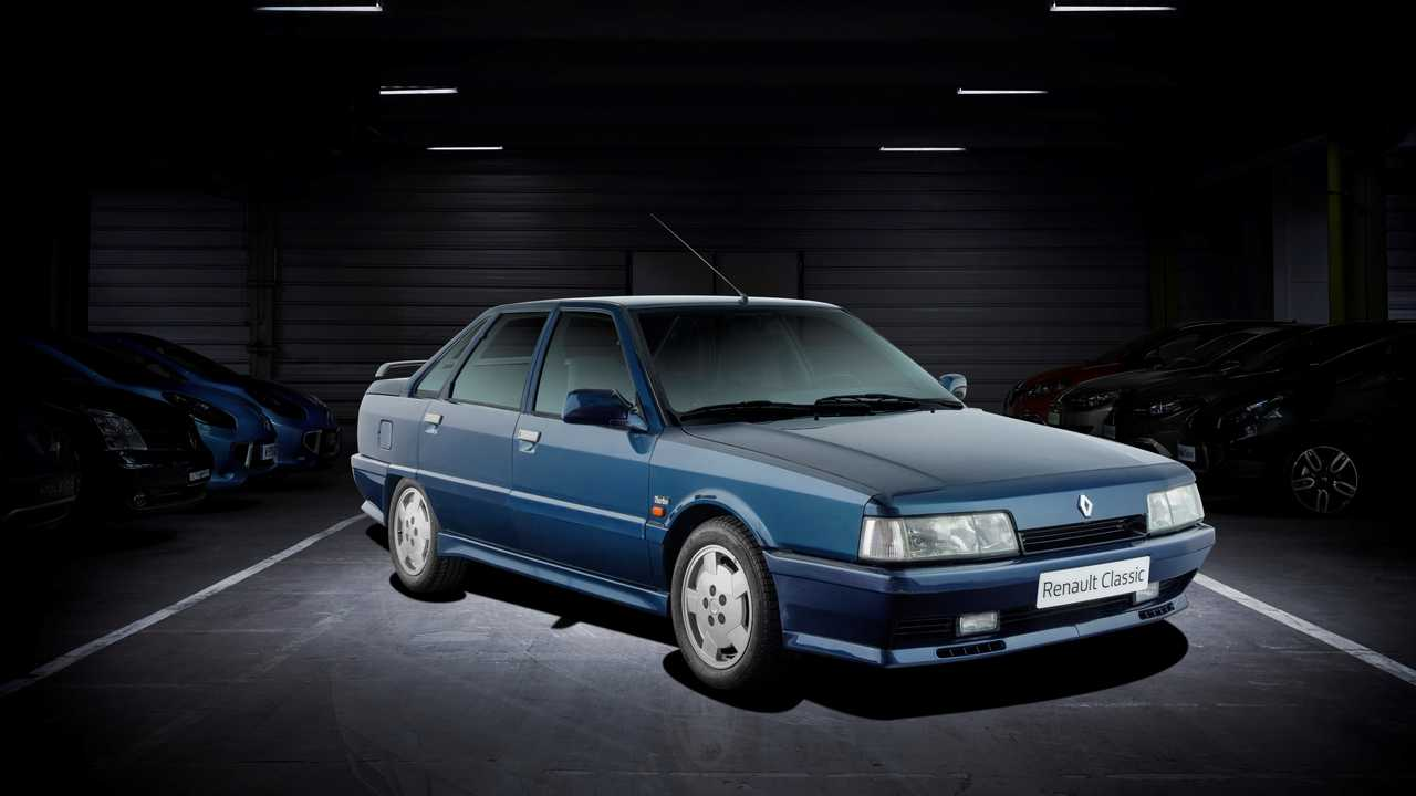 Renault 21 2L. Turbo - 1987 г