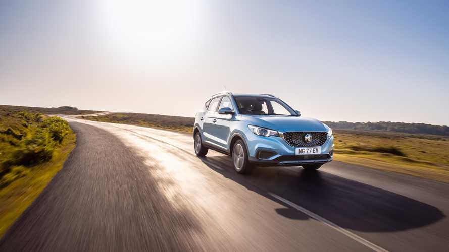 MG ZS EV With 163 Miles Of WLTP Range Starts In UK From £21,495*