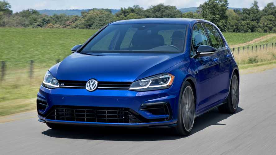 Volkswagen Golf R Dropped For 2020, Returns As Mk8