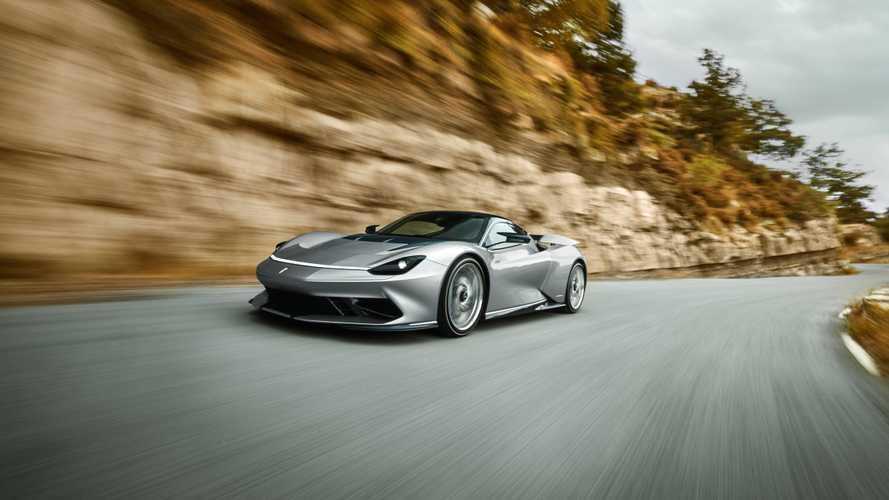 La Pininfarina Battista prête à briller à la Monterey Car Week