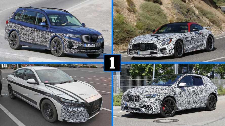 Spy Shots - Automotive News and Trends   Motor1 com