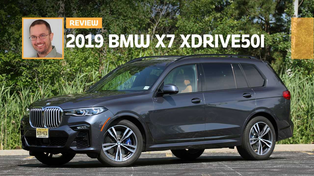 2019 bmw x7 xdrive50i review  bigger  better  faster  stronger
